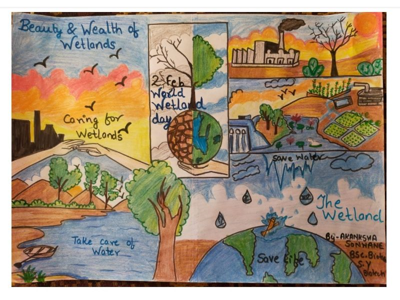 A global level  Drawing and Painting Competition